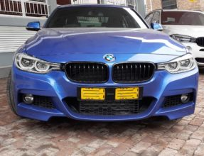 BMW F30 3 Series Face Lift 318i Automatic